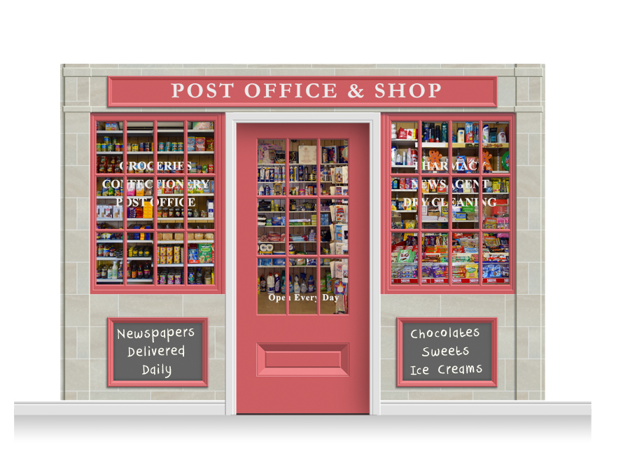 door drop shop