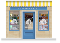 Shop Front Murals - by Type