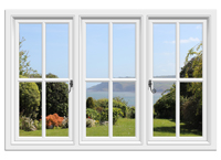 Casement Window Stick-Ups