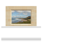 Decorative Seascape Murals